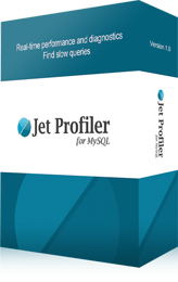 Buy Jet Profiler for MySQL